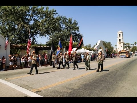 4th of July Parade, Ojai CA 2016