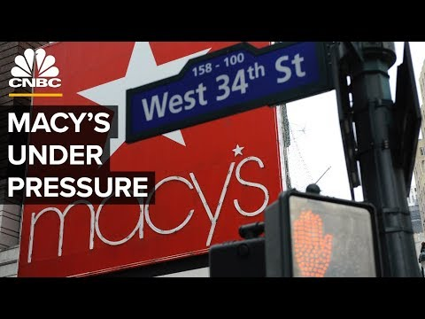 The Rise And Fall Of Macy's
