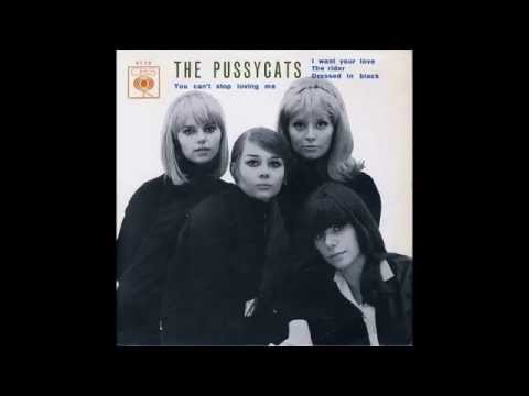 The Pussycats - Dressed In Black