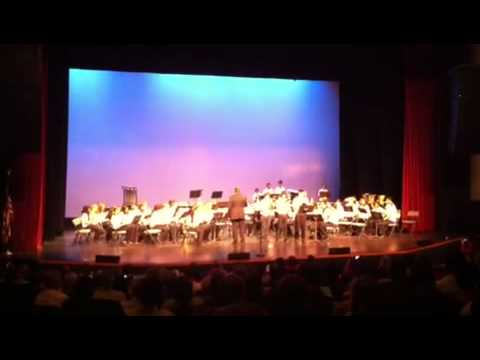 Sawgrass springs middle school 7th grade band Lassus Trombo