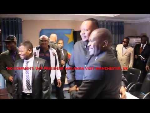 #UCP President Christian Malanga Visit Manchester, UK
