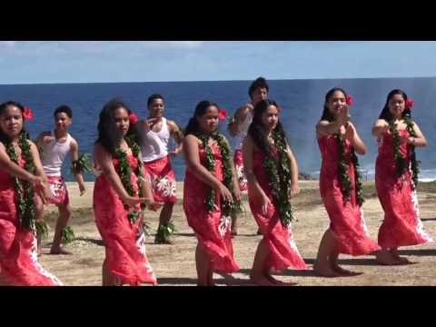 Nakolo Youth Siva Samoa / International Youth Day / Houma Blow Holes