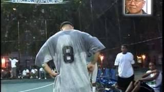 NBAへの挑戦!スポーツドキュメント(バスケットボール)!金井善哲!vol.2