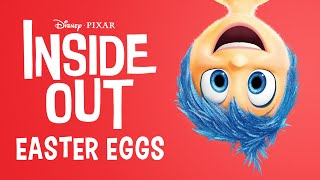 Movie Easter Eggs - Inside Out // Ep.6