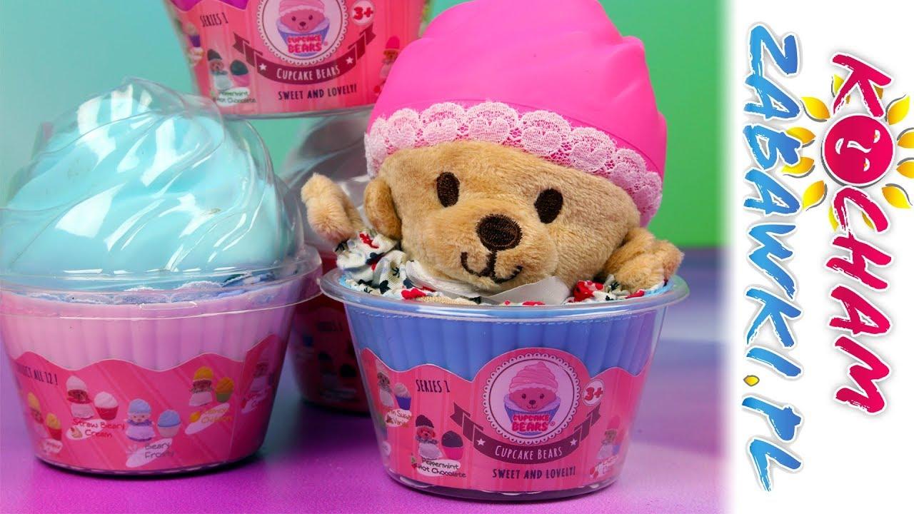 Smerfy • Słodkie Misie Cupcake Surprise • Cupcake Bears • Lidl • Unboxing