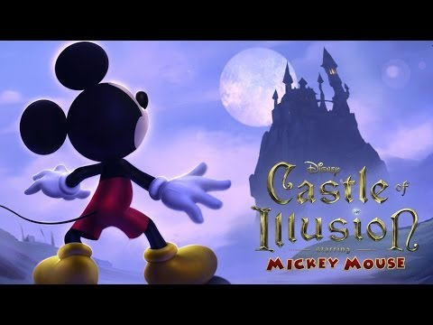 Mickey Mouse & Minnies Universe - Микки Маус игра