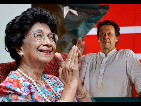 First Lady shares why she wanted to hold Imran Khan's hand