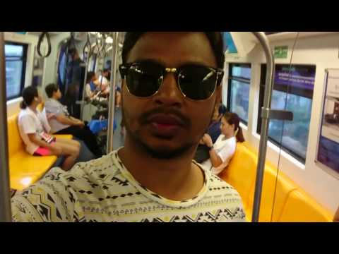 How to go Bangkok and Don muang  Airport to Pattaya | bangla