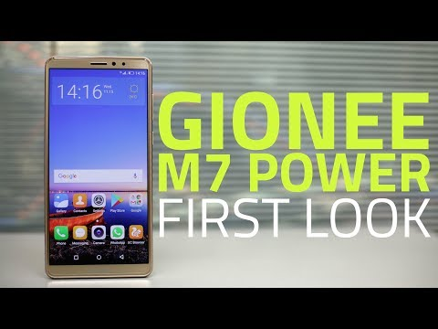 Gionee M7 Power First Look | Price, Specs, Camera, and More