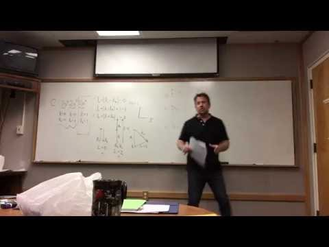 Lecture 2.H: Tutorial on Russel Saunders Symbols
