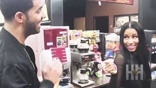 #TakeMeBackTuesday: That Time Drake Took Nicki On A Date To 7/11
