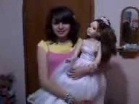 Video de Horror y terror mexico La muñeca que se mueve Doll head move