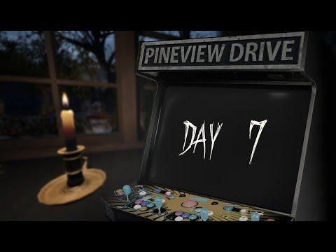 Pineview Drive | День #7 | Прохождение MAKE BY VEL | Звонки с того света