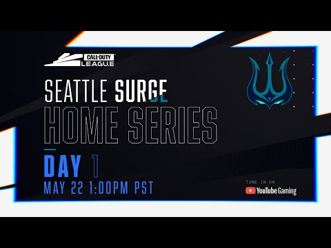 Call Of Duty League 2020 Season | Seattle Surge Home Series | Day 1