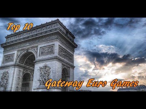 Family Showdown Live! - Top 10 Gateway Euro Games