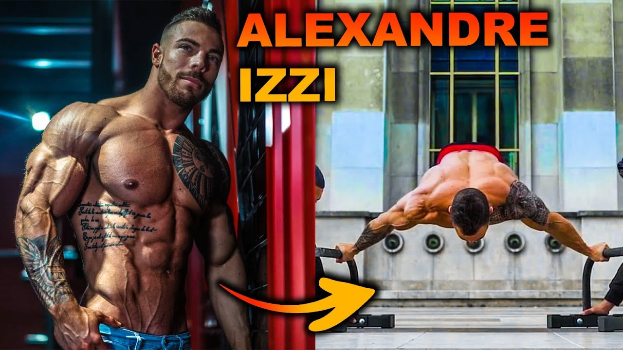 This Bodybuilder Weight The Double And Is Stronger 3 times Of You - Calisthenics
