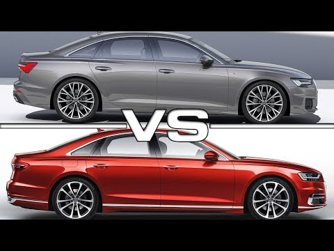 Audi A8 Vs A6