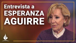 Entrevista a Esperanza Aguirre