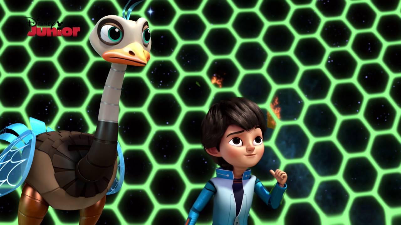 Del EspañaMiles FuturoHabitantes Junior Disney Espacio 5j34ARL