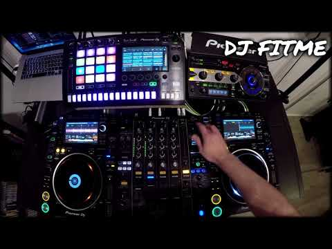 Trance Music Mix 2018 #82 Mixed By DJ FITME (Pioneer NXS2)