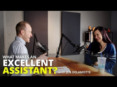 What Makes An Excellent Executive Assistant? Behind The Scenes A Day In The Life...