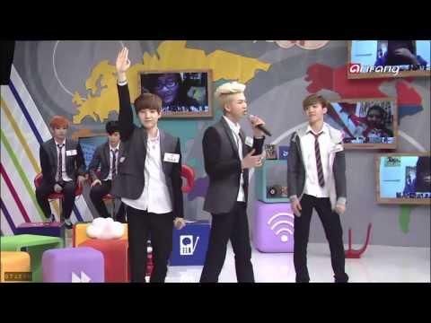 [HD/140226] BTS After School Club Ep 46: BTS Cypher PT.2 CUT