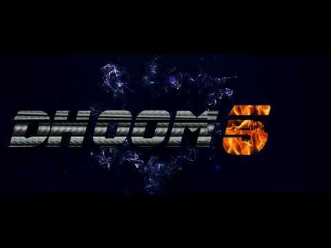 Dhoom 5 Official Trailer SRK, Salman Khan  Jaqline frandez
