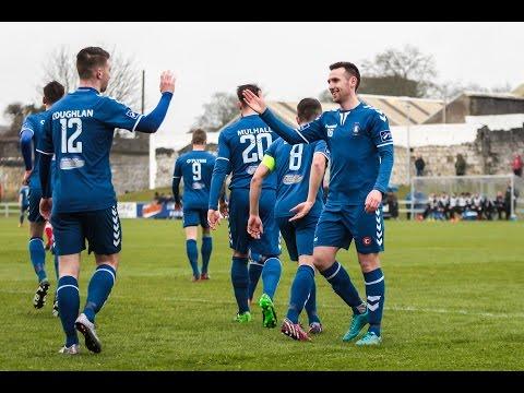 Goals, Goals, Goals! Limerick 5-1 Shelbourne - 2 April 2016