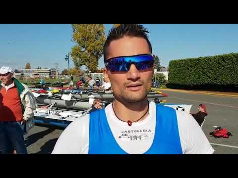 Mondiali Coastal Rowing a Victoria. La dichiarazione post eliminatoria di Rosario Panteca