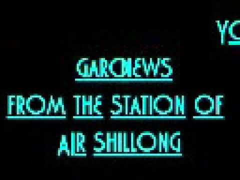 GARO BULLETIN FROM THE STATION OF ALL INDIA RADIO SHILLONG DATE:8TH JAN,2019