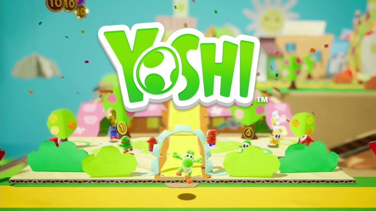 Image result for yoshi switch