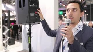 LD Systems at prolight + sound 2016 - STINGER G3 SERIES