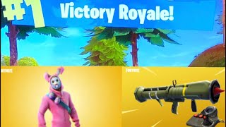 Fortnite New guided missle and egg lancher and new skins