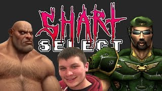 Thicc Bois, Guns and Train Eyebrows - Shart Select Episode 2