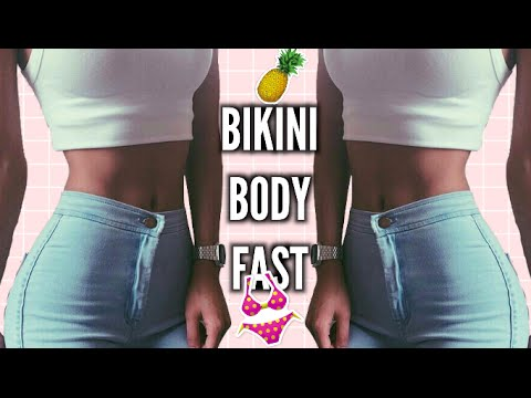 HOW TO GET A FLAT TUMMY FAST!