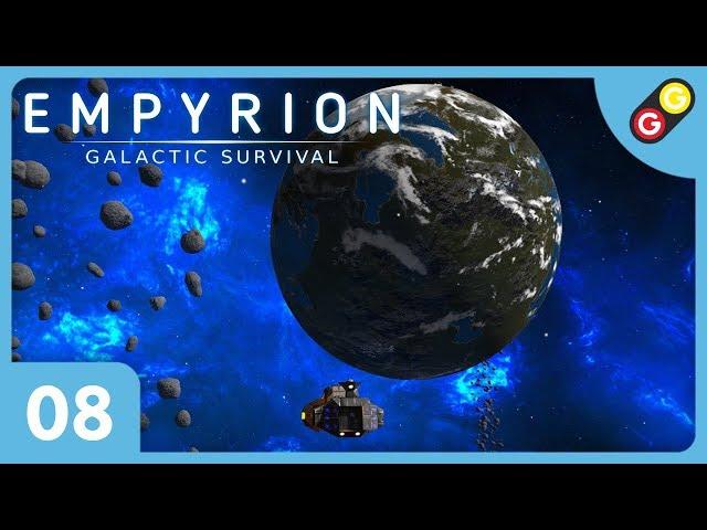 Empyrion #08 On rentre sur notre planète ! [FR]