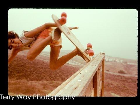 Little Wings ~ The Shredder ~ Vintage Palos Verdes Skateboarding 1970's-early 80's
