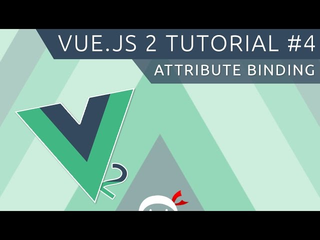 Vue JS 2 Tutorial #4 - Data Binding