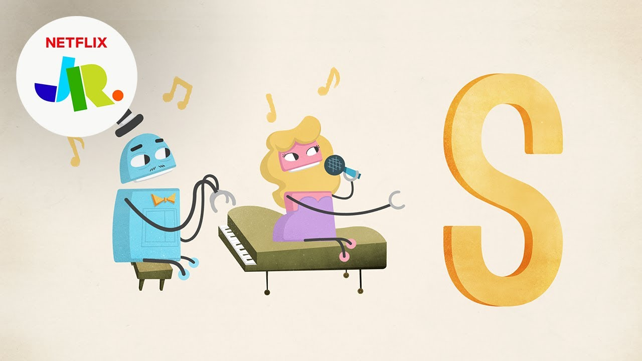 Letter S   StoryBots ABC Alphabet for Kids   Netflix Jr