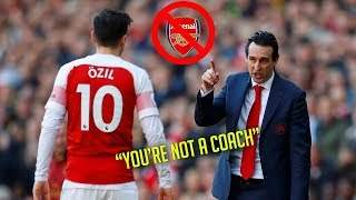 Mesut Ozil Leaves Arsenal