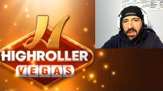HIGHROLLER VEGAS Free Casino Slot Machine Games | Android /iOS Game | Review & Lets Play Video