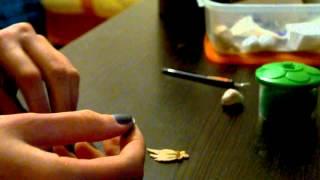 Основные виды полимерной глины: запекаемая и самозасыхающая