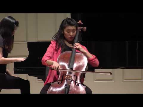 Weinberg: Fantasia for Cello and Orchestra, Op. 52 (1st mvt)