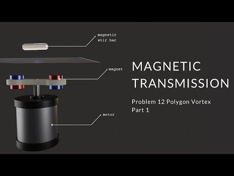 Magnetic Transmission IYPT