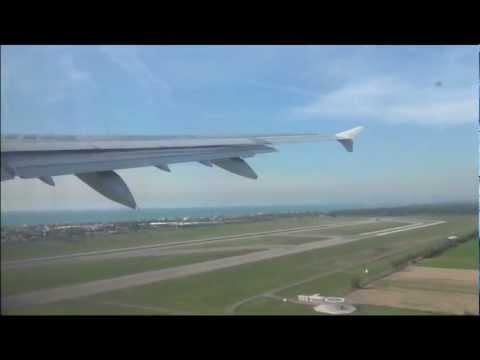 Opstijgen luchthaven Rome Fiumicino