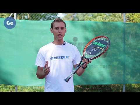С чего начинается теннис. Часть 1 -