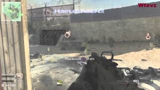 MW3 - Survival Mode - Dome Strategy (Part 3/3)