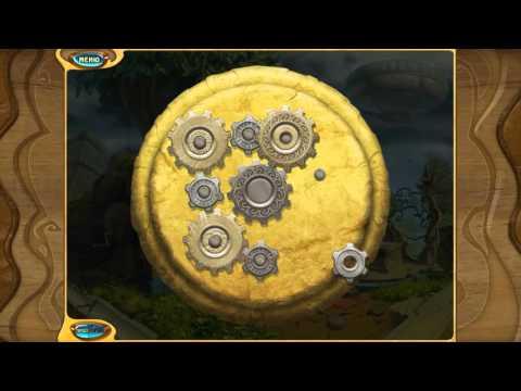 Прохождение игры 4 Элемента  2 1 этап 1 часть