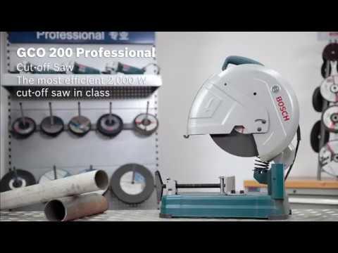 Bosch GCO 200 Professional Metal Cut off Saw