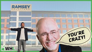Dave Ramsey Might Think I'm Crazy. Here's Why..